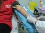 Donazione del sangue con Babbo Natale