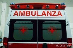 Nuova ambulanza a Trebaseleghe