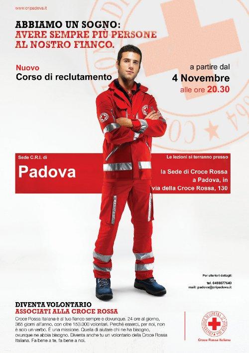 Locandina Corsi Base Padova